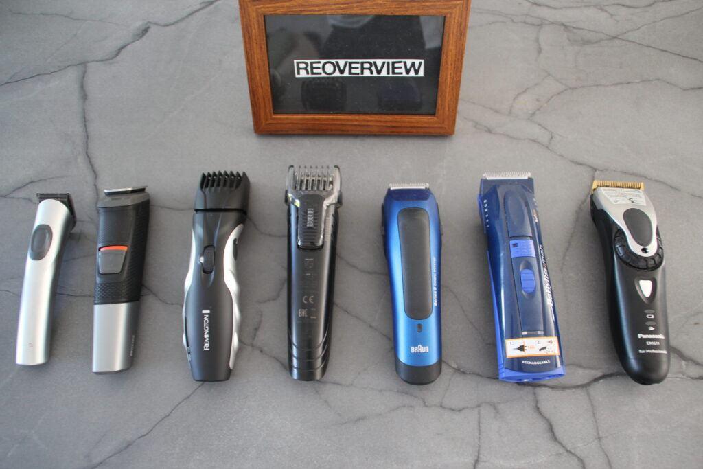 Haarschneider und Bartschneider Praxistest